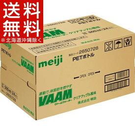 ヴァームウォーター クリアアップル(500mL*24本入)【ヴァーム(VAAM)】[スポーツドリンク ダイエット]