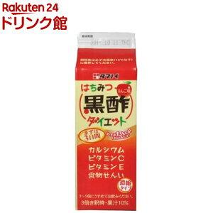 タマノイ はちみつ黒酢ダイエット 濃縮タイプ(500ml*12本入)【はちみつ黒酢】