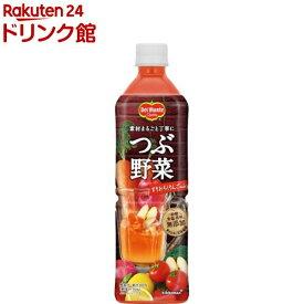デルモンテ つぶ野菜 すりおろしりんごmix(900g*12本入)【デルモンテ】