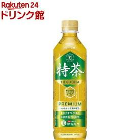 サントリー 伊右衛門 特茶 特定保健用食品(500ml*24本入)【特茶】