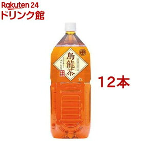 神戸茶房 烏龍茶(2L*6本入*2コセット)【神戸茶房】
