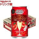 アサヒ スタイルバランス 完熟りんごスパークリング 缶(350ml*24本入)【スタイルバランス】