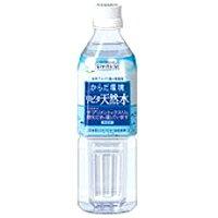 【10000円以上で本州・四国送料無料】大正製薬 リビタ天然水500mlPET * 24本セット