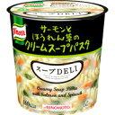 味の素 クノール スープデリ サーモンとほうれん草のクリームスープパスタ