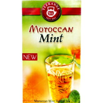 TEEKANNE Moroccan Mint 1.8 g × 20 TB [Japan green tea Center Tiger Kane]