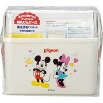 Pigeon milk case Disney patterns