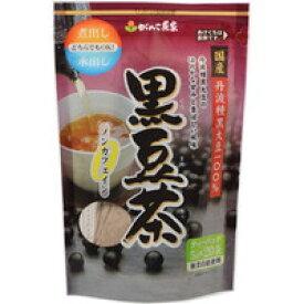 【10000円以上で本州・四国送料無料】がんこ茶家 黒豆茶 5g×20袋