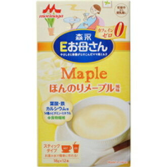 Morinaga E MOM slightly Maple-flavored 18 g × 12 [Morinaga milk industry]