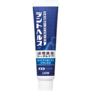 ライオン デントヘルス 薬用ハミガキ SP 30g
