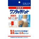 【メール便発送送料無料】阿蘇製薬 デルガードワンタッチパッド Mサイズ6枚入
