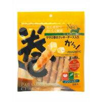 【10000円以上で本州・四国送料無料】NEO ササミ巻クッキーチーズ入り 8本入[シーズイシハラ]