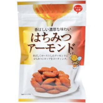 fujisawa蜂蜜杏仁40g[fujisawa]