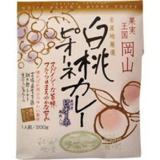 冈山白桃pionekare 200g[哲多铃兰食品加工]