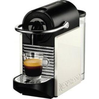 Nestlé Nespresso Pixie clips white &-D60WR [Nestle Japan NESPRESSO (Nespresso)]
