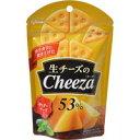 【ケース販売】グリコ 生チーズのチーザ チェダーチーズ 40g×10袋[江崎グリコ]