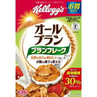 Kellogg's all Bran Flakes plain value box 435 g Kellogg [Japan's]