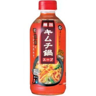 龟甲万韩国辣白菜锅汤500ml