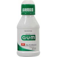GUM(ガム) 薬用 デンタルリンス レギュラー 80ml