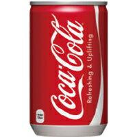【送料無料】コカ・コーラ コカ・コーラ 160ml缶30本入(1ケース)[コカコーラ]