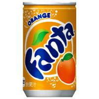 コカ・コーラ ファンタ Fanta オレンジ 160g缶30本入(1ケース)[コカコーラ]