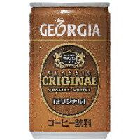 コカ・コーラ ジョージア GEORGIA オリジナル160g缶30本入(1ケース)[コカコーラ]