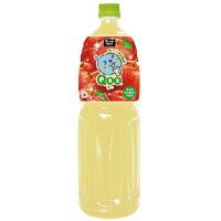 【送料無料】コカ・コーラ ミニッツメイド Qoo(クー) りんご 1.5Lペットボトル16本入(2ケース)[コカコーラ]