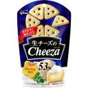 【ケース販売】グリコ 生チーズのチーザ カマンベール仕立て 40g×10袋