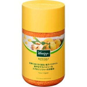 クナイプ バスソルト ユズ&ジンジャーの香り(850g)[クナイプ(KNEIPP)]