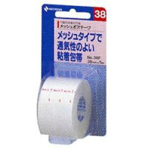 【10000円以上で本州・四国送料無料】ニチバン メッシュポアテープ 38mm×5m