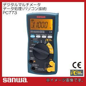 デジタルマルチメータ PC773 三和電気計器 SANWA デジタルテスタ