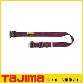 胴ベルト アルミワンタッチバックル ボーダーピンク Mサイズ BWM125-BPI TAJIMA タジマ
