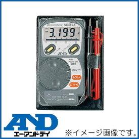 デジタルマルチメータ AD-5523A A&D エー・アンド・デイ