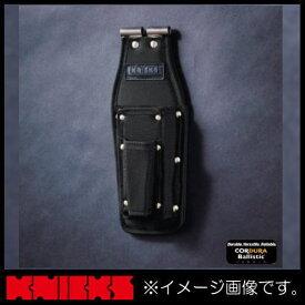 ニックス BA-301PDX コーデュラバリスティック生地チェーン対応3Pペンチドライバーホルダー(チタンプレート補強入) KNICKS BA301PDX