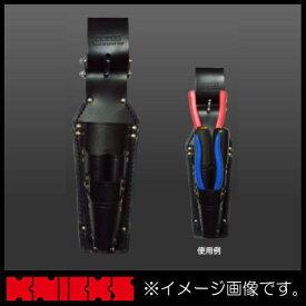 ニックス チェーン式圧着ペンチ・ハンドプレス・ポンプライヤー・ペンチ・通信用ニッパ・ドライバーホルダー KB-505PDX KNICKS