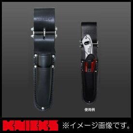 ニックス チェーン式電工ナイフ・カッター2段ホルダー KB-112DX KNICKS
