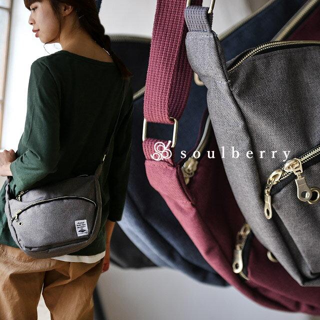 バッグ シンプル&コンパクトで使いやすい、デイリーバッグ。半月型ミニショルダーバッグレディース/鞄/斜め掛け/ポシェット