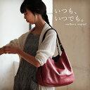 バッグ 女性らしさが引き立つ、実力派のバッグを。フェイクレザーバルーントートバッグレディース/鞄/手提げ/合皮/シ…