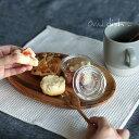 ディッシュ 小物置きとしても使える、ちょうどいい大きさ。アカシアウッドオーバルディッシュM日用雑貨/キッチン用品/テーブルウェア/木製食器/皿/天然木/ナチュラ...
