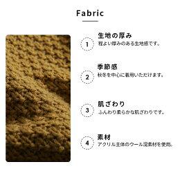 ベストとシャツと私お気に入りのシャツが生きるバックスリットベストM/L/LL/3L/4Lサイズレディース/トップス/ノースリーブ/フレンチスリーブ/ニット/ウール混/毛混/バックシャン