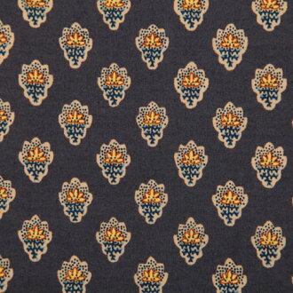 SOULEIADO souleia 薄膜的织物娇小的弗勒德冠军布朗土地和