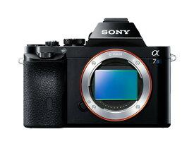 デジタル一眼カメラ ボディ α7SILCE-7S
