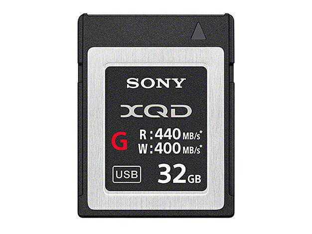 【送料無料(沖縄・離島除く)】XQDメモリーカード Gシリーズ 32GBQD-G32E