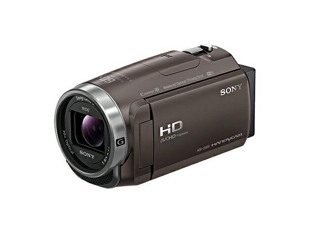 【在庫あります 即納可能】【送料無料(沖縄・離島除く)】デジタルHDビデオカメラレコーダーHDR-CX680 ブロンズブラウン