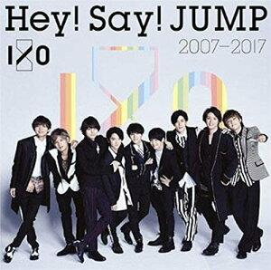 Hey!Say!JUMP/Hey!Say!JUMP 2007-2017 I/O (通常盤) [2CD] 2017/7/26発売 JACA-5706