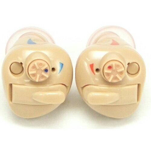 [ギフト・贈り物に大人気] ニコンの補聴器 届いたその日から使える簡単設計補聴器 NEF-02 右耳用補聴器 左耳用補聴器 両耳用補聴器 軽度難聴用補聴器 簡単操作補聴器 イヤファッション 敬老の日 母の日 父の日 [正規販売代理店] (魚沼産コシヒカリ1kgプレゼント中) NIKON