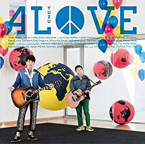 ゆず/「4LOVE」EP [CD] 2017/6/28発売 SNCC-89937