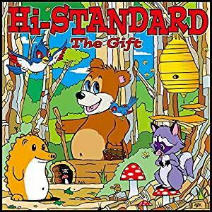 Hi-STANDARD(ハイスタンダード)/THE GIFT [CD] 2017/10/4発売 PZCA-81