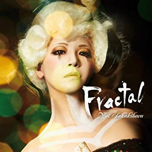 榊原ゆい/Fractal (初回限定盤)(DVD付) [CD+DVD] 2012/8/29発売 LXCH-1