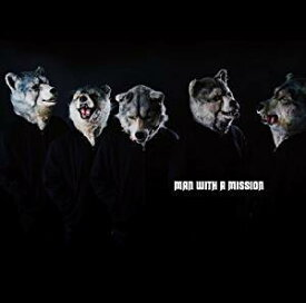 MAN WITH A MISSION(マンウィズ)/MAN WITH A MISSION [CD] 2011/6/8発売 CRCP-40295