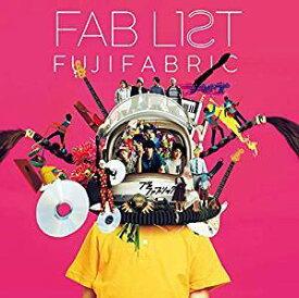 フジファブリック/FAB LISTII (通常盤) (CD) 2019/8/28発売 AICL-3752
